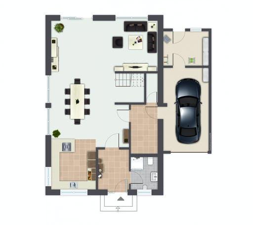 Gussek Vomero Floorplan 1