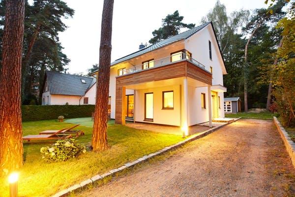 Haus Waldsee von Gussek Haus Außenansicht