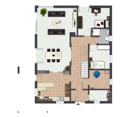 Gussek Waldsee Floorplan 1