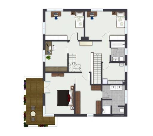 Gussek Waldsee Floorplan 2