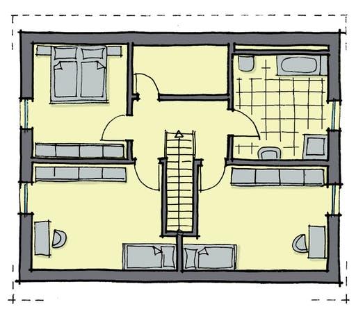 Gussek Weidenallee Floorplan 2