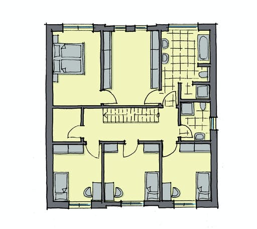 Gussek Wynwood Floorplan 2
