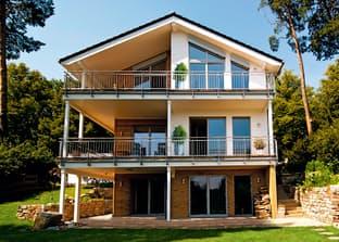 Fertighaus bauernhausstil  Häuser im Landhaus Stil ➔ Häuser | Preise | Anbieter | Infos