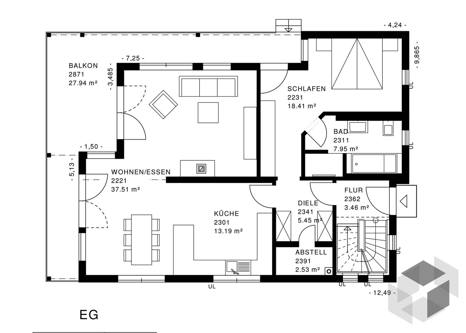 haacke natur inactive von haacke haus komplette daten bersicht. Black Bedroom Furniture Sets. Home Design Ideas