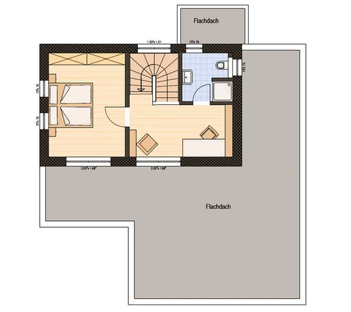 Haas BS 129 A Floorplan 4