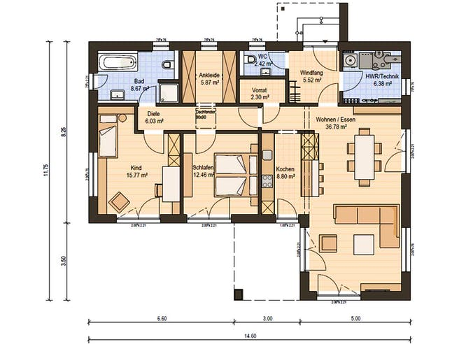 Haas BT 111 A Floorplan 3