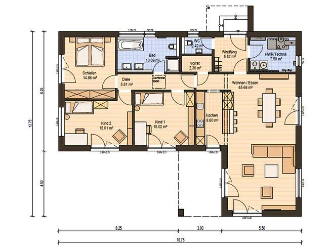 Haas BT 133 A Floorplan 3