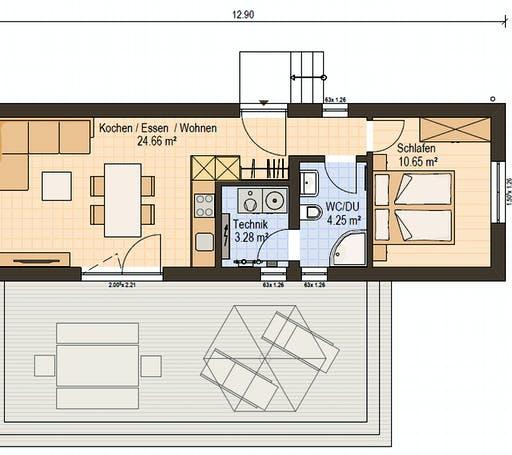 Haas FH 43 Floorplan 1