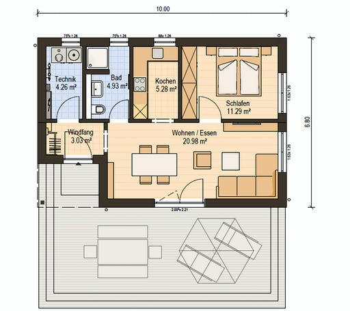 Haas FH 50 Floorplan 1
