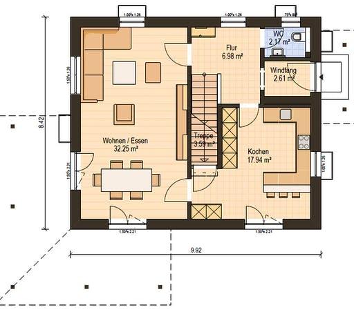 Haas O 130 B Floorplan 3