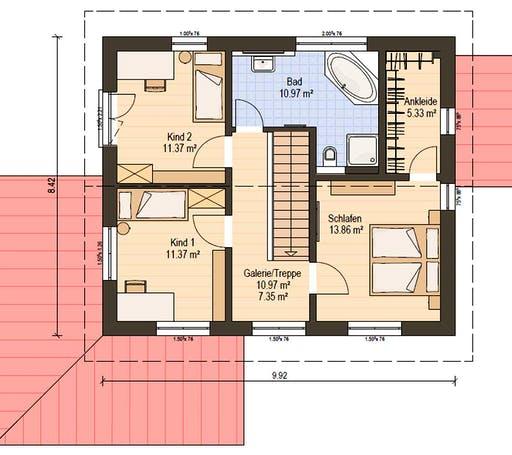 Haas O 130 B Floorplan 4