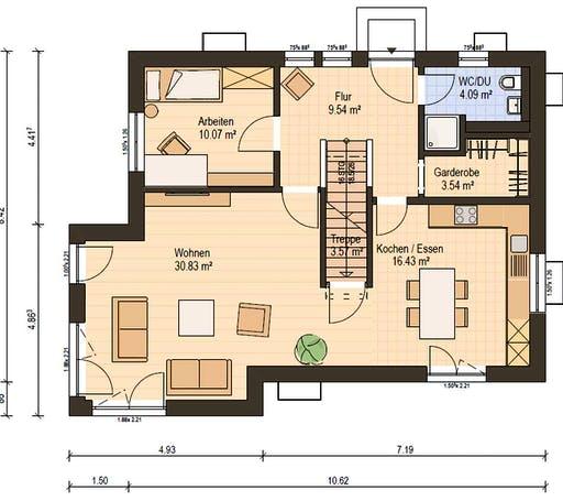 Haas O 140 A Floorplan 3