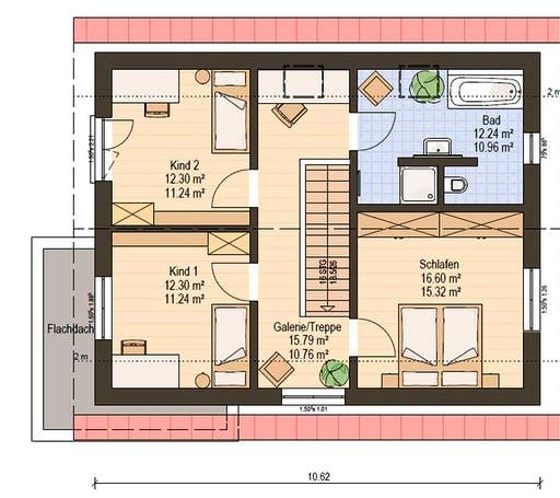 Haas O 140 A Floorplan 4