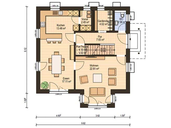 Haas O 141 A Floorplan 3