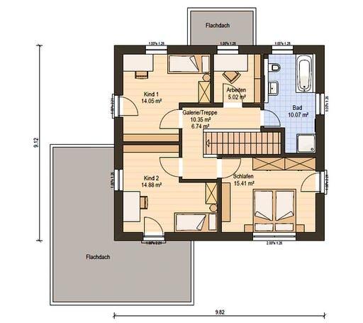 Haas O 141 B Floorplan 4