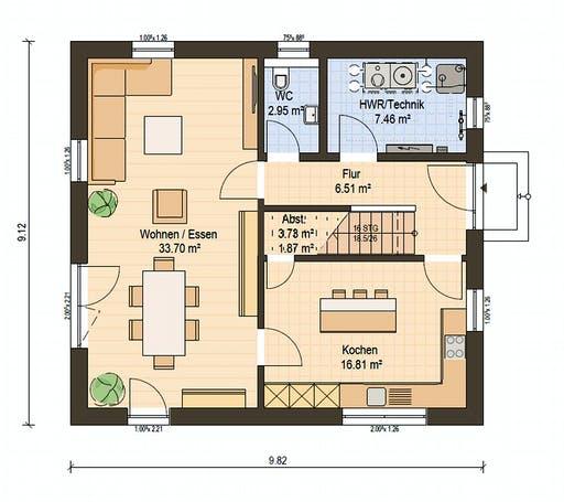 Haas O 141 C Floorplan 1