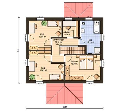 Haas O 155 B Floorplan 4