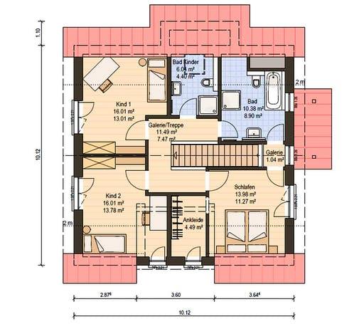 Haas O 163 A Floorplan 4