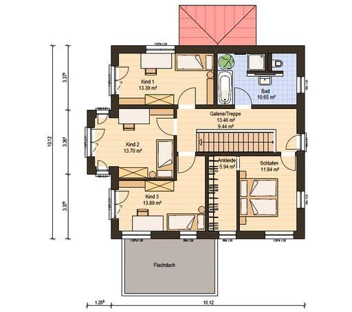 Haas O 163 B Floorplan 4
