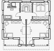 Haas S 140 D Grundriss