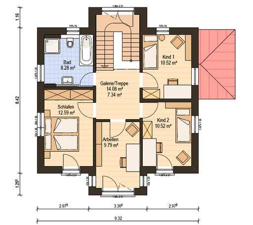 Haas S 122 A Floorplan 4