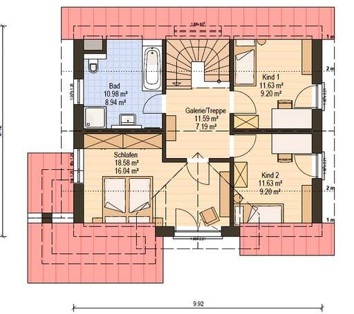 Haas S 130 A SD Floorplan 4