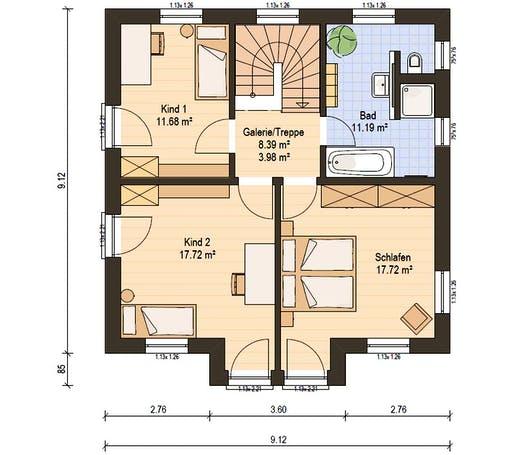 Haas S 131 A Floorplan 3