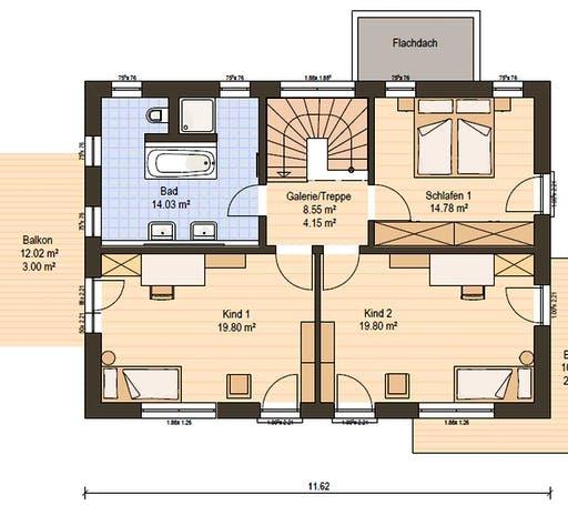 Haas S 154 B Floorplan 4