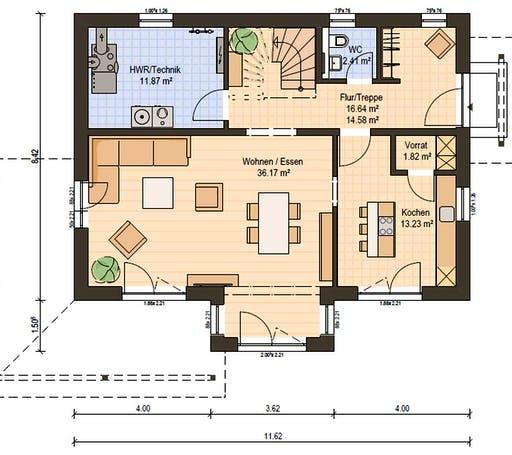 Haas S 154 C Floorplan 3