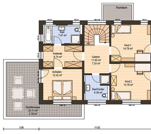 Haas S 154 D Floorplan 4