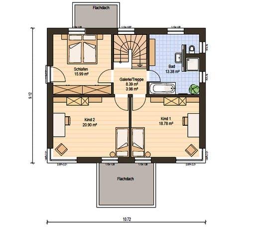 Haas S 155 A Floorplan 4