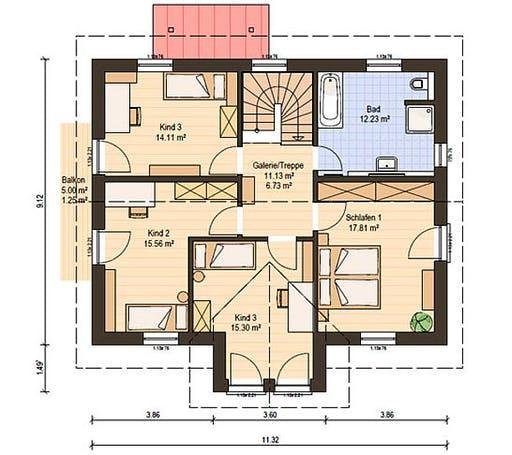 Haas S 165 A Floorplan 4