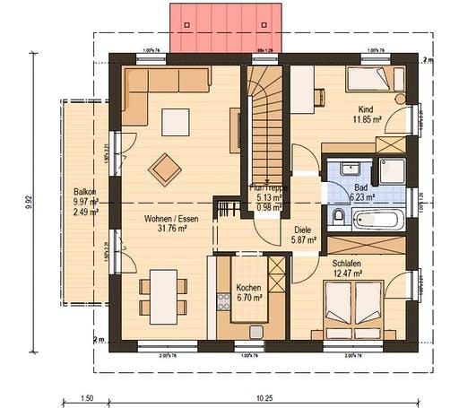 Haas Z 159 A Floorplan 2