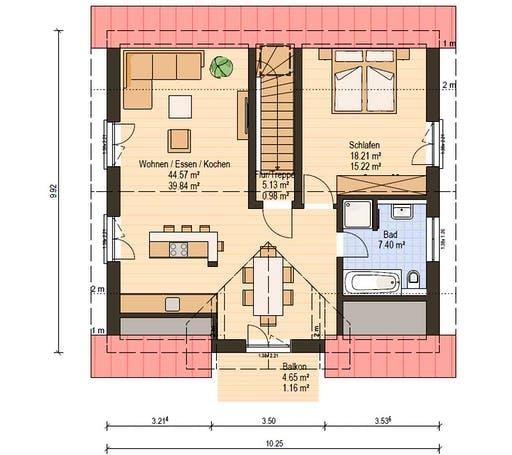 Haas Z 159 B Floorplan 2
