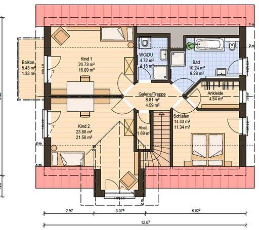 Haas Z 175 B Floorplan 2
