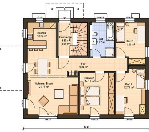 Haas Z 179 B Floorplan 1