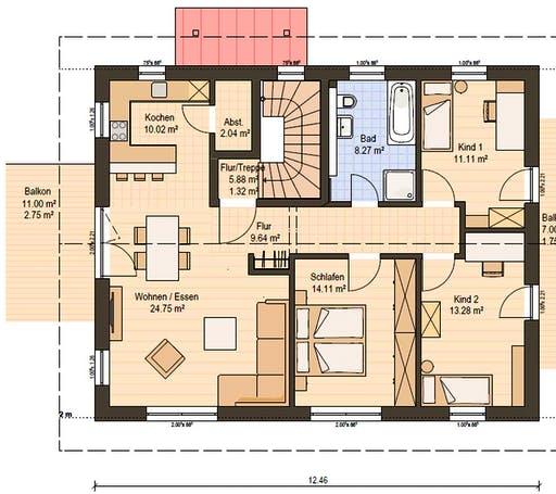 Haas Z 179 B Floorplan 2