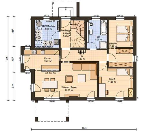 Haas Z 179 C Floorplan 1