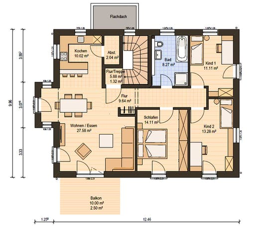 Haas Z 179 C Floorplan 2