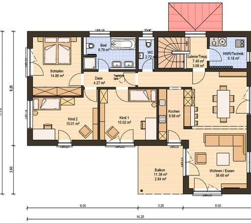 Haas Z 244 A Floorplan 2