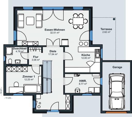 Hannover floorplan 01