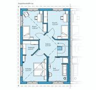 Doppelhaus 139 Grundriss