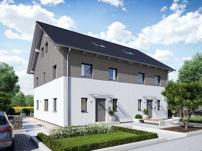 Hanse - Doppelhaus 35-176 Exterior 1