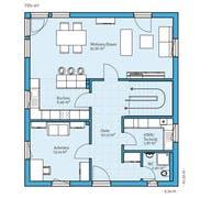 Villa 167 Grundriss