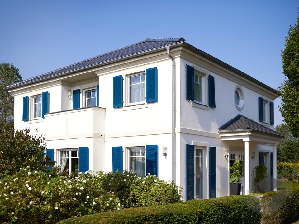 Villa 207 von Hanse Haus Außenansicht