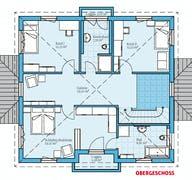 Villa 207 Grundriss