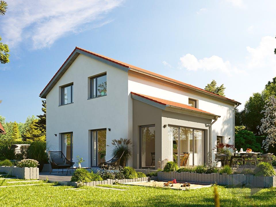 Variant 25-150 von Hanse Haus Außenansicht