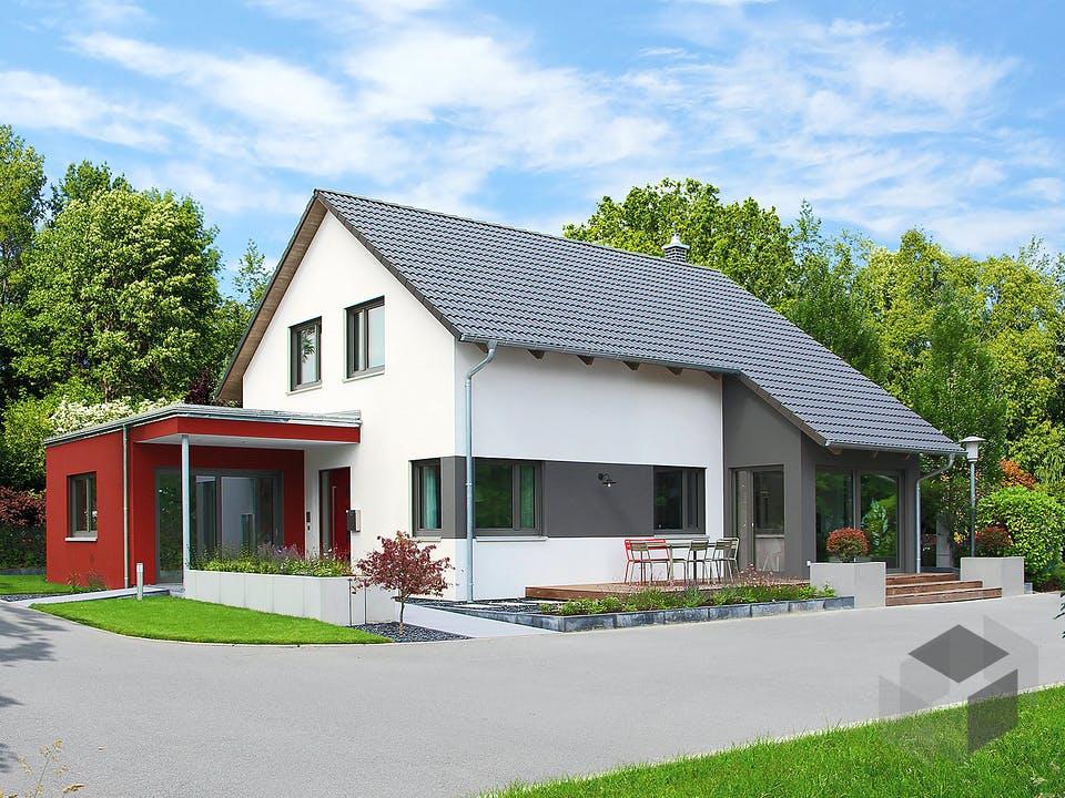 Variant 35-161 von Hanse Haus Außenansicht