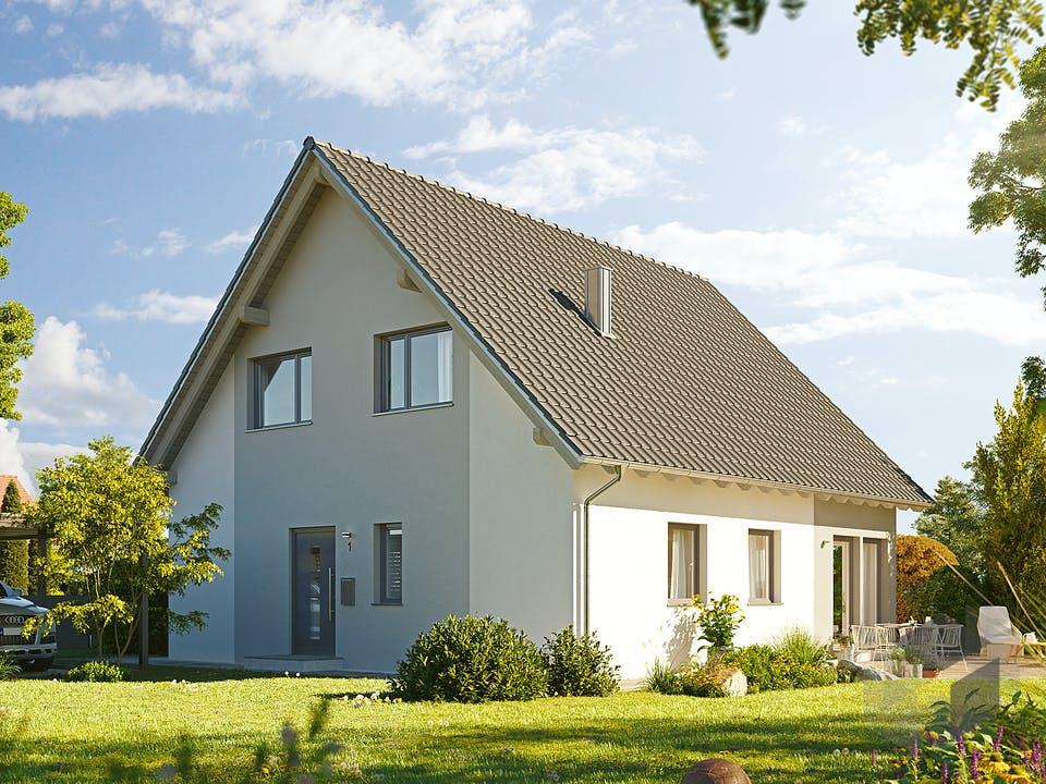 Variant 45-154 von Hanse Haus Außenansicht