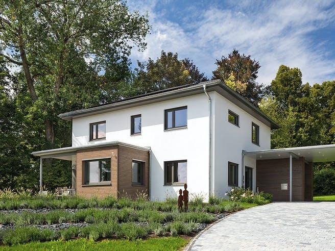 Villa 177 von Hanse Haus Außenansicht 1